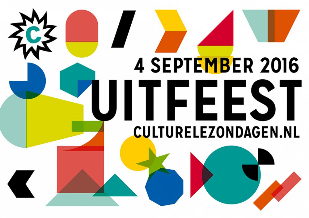 Uitfeest september 2016
